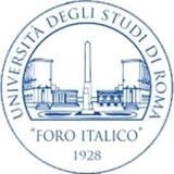 """Logo Università degli Studi di Roma """"Foro Italico"""""""